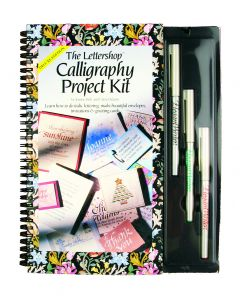 Speedball Lettershop Calligraphy Project Kit - Deluxe Edition