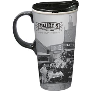 Guiry's Travel Mugs